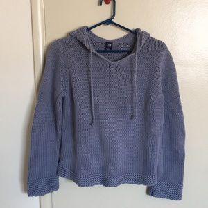 Lavender knit pullover